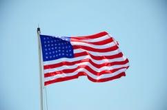 Liberté dans le vent Photos stock
