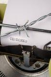 Liberté de concept de presse image libre de droits