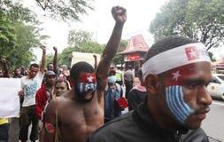 Liberté de la Papouasie occidentale Images stock