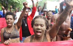 Liberté de la Papouasie occidentale Photos libres de droits