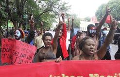 Liberté de la Papouasie occidentale Photographie stock libre de droits