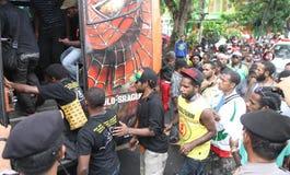 Liberté de la Papouasie occidentale Image libre de droits