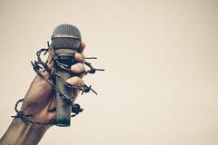 Liberté de la presse image libre de droits