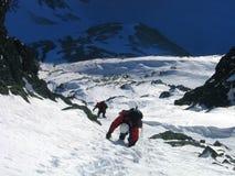 Liberté des montagnes Image libre de droits