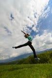 Liberté et bonheur Image libre de droits