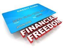 Liberté financière Photo libre de droits