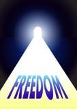 Libertad ilustración del vector