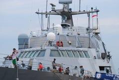 Libertad de USS Imágenes de archivo libres de regalías