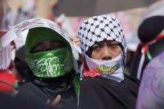 Libertad para GAZA foto de archivo libre de regalías