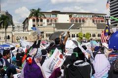 Libertad para GAZA fotos de archivo libres de regalías