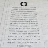 Libertad religiosa Imagenes de archivo
