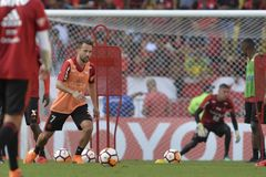 Libertadoreskop 2018 Stock Fotografie