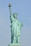 liberty夫人 免版税库存照片