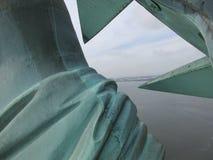 Liberty,纽约夫人雕象  库存照片