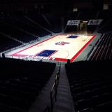 Liberty Basketball Vines Center Immagine Stock Libera da Diritti