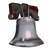 Liberty Bell. An Illustration of the famous Liberty bell Royalty Free Stock Image