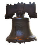 Liberty Bell isolated Royalty Free Stock Photos