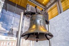 Liberty Bell 267 jaar oud in Philadelphia Pennsylvania de V.S. stock fotografie