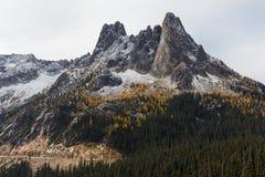 Liberty Bell jesieni Halny krajobraz Obrazy Stock