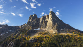 Liberty Bell Mountain Stock Photography