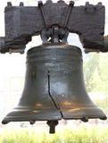 Liberty Bell och självständighet Hall, Philadephia Royaltyfria Bilder
