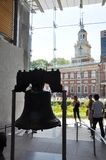 Liberty Bell in Philadelphia Stock Photos