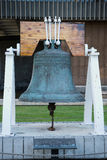 Liberty Bell at the State Capitol in Honolulu Royalty Free Stock Photo