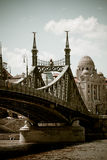 Liberty Bridge Royalty Free Stock Images