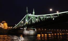 Liberty Bridge royalty free stock image