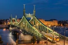 Liberty Bridge Stock Images