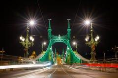 Liberty Bridge Stock Image