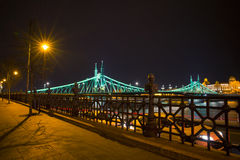 Liberty Bridge Royalty Free Stock Image
