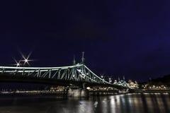 Liberty Bridge Royalty Free Stock Images