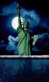 Liberty and Climate Change Stock Images