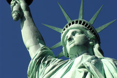 Liberty Close Up Royalty Free Stock Image