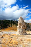 Liberty Cone Yellowstone National Park Royalty Free Stock Image