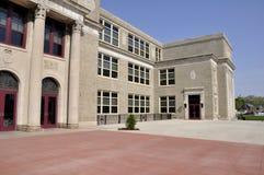 Liberty High School in Bethlehem royalty free stock photos