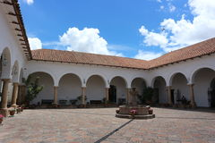 Liberty House Museum, sucre Bolívia Foto de Stock Royalty Free