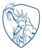 Liberty. Illustrator design .eps 10 Royalty Free Stock Photo