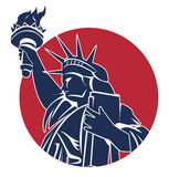 Liberty. Illustrator design .eps 10 Stock Illustration
