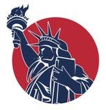 Liberty. Illustrator design .eps 10 Royalty Free Stock Image