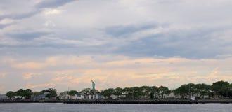 Liberty Island stock foto's