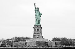 Liberty Island Stock Photography