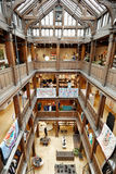 Liberty, luxury department store interior in London Royalty Free Stock Image