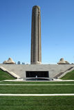 Liberty Memorial. In Kansas City, Missouri Royalty Free Stock Photo