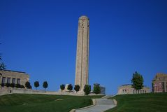 Liberty Memorial - Kansas City stock images