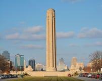 Liberty Memorial kc, MES Fotografía de archivo