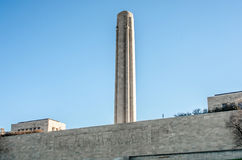 Liberty Memorial National World War mim museu Imagens de Stock Royalty Free