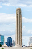 Liberty Memorial tower Stock Photography