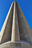 Liberty Memorial War Museum Kansas-Stad stock afbeelding